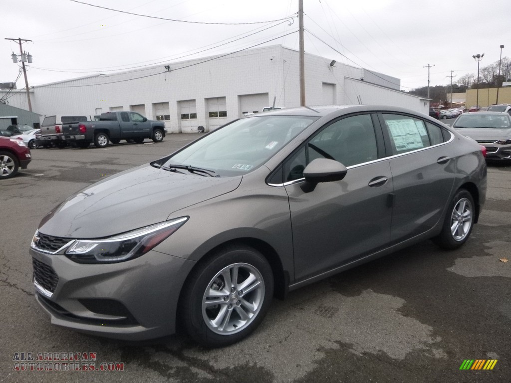 2018 Cruze LT - Pepperdust Metallic / Jet Black photo #1