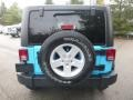 Jeep Wrangler Unlimited Sport 4x4 Chief Blue photo #4