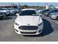 Ford Fusion SE White Platinum Tri-Coat Metallic photo #25