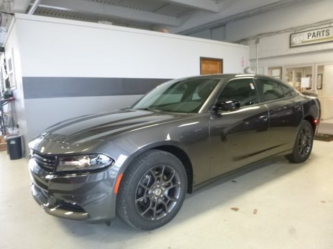 Granite Pearl 2018 Dodge Charger GT AWD