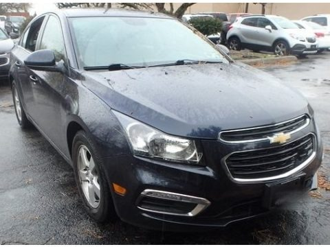 Blue Ray Metallic 2016 Chevrolet Cruze Limited LT