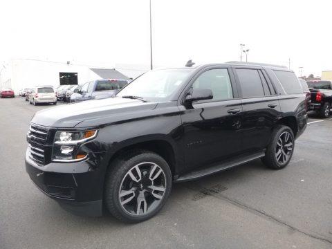 Black 2018 Chevrolet Tahoe LT 4WD