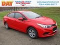 Chevrolet Cruze LS Red Hot photo #1
