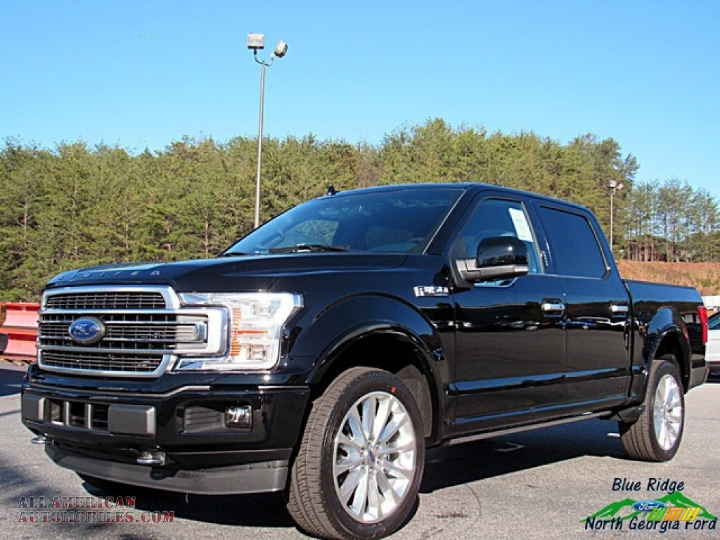 2018 ford f150 limited supercrew 4x4 in shadow black a87035 all american automobiles buy. Black Bedroom Furniture Sets. Home Design Ideas