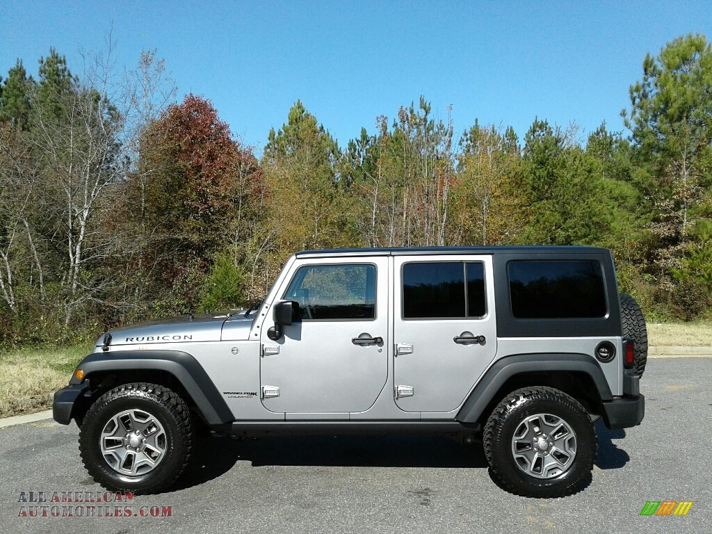 Ron Lewis Cranberry >> 2018 Jeep Wrangler Unlimited Rubicon 4x4 in Billet Silver Metallic for sale - 813706 | All ...
