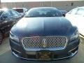 Lincoln MKZ Reserve Blue Diamond Metallic photo #2