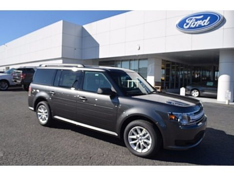 Magnetic 2018 Ford Flex SE