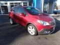 Buick Encore Convenience Ruby Red Metallic photo #1