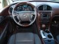 Buick Enclave Leather Mocha Bronze Metallic photo #13