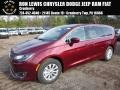 Chrysler Pacifica Touring Plus Velvet Red Pearl photo #1