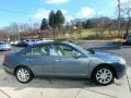 Lincoln MKZ AWD Steel Blue Metallic photo #6