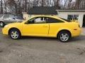 Chevrolet Cobalt LS Coupe Rally Yellow photo #2