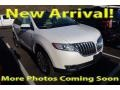 Lincoln MKX FWD White Platinum Metallic Tri-Coat photo #1