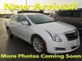 Cadillac XTS Luxury Crystal White Tricoat photo #1