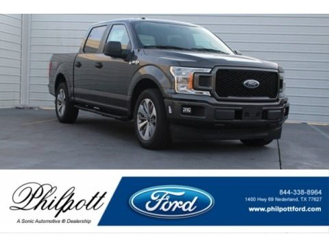 Magnetic 2018 Ford F150 STX SuperCrew