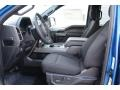 Ford F150 XLT SuperCrew 4x4 Lightning Blue photo #12