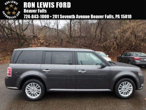Magnetic 2018 Ford Flex SEL AWD