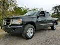 Dodge Dakota SLT Crew Cab 4x4 Brilliant Black photo #1