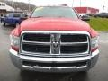 Dodge Ram 3500 HD ST Crew Cab 4x4 Dually Bright Red photo #8