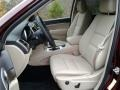 Jeep Grand Cherokee Limited 4x4 Velvet Red Pearl photo #10