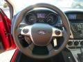 Ford Focus SE Sedan Race Red photo #14