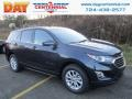 Chevrolet Equinox LT AWD Storm Blue Metallic photo #1