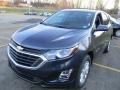 Chevrolet Equinox LT AWD Storm Blue Metallic photo #9
