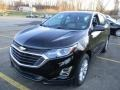 Chevrolet Equinox LS AWD Mosaic Black Metallic photo #10