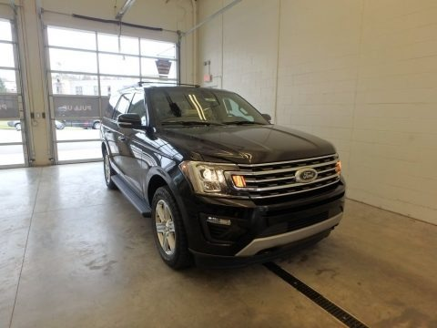 Shadow Black 2018 Ford Expedition XLT 4x4