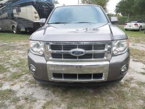 Sterling Gray Metallic 2012 Ford Escape Limited