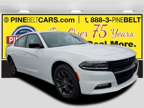 White Knuckle 2018 Dodge Charger GT AWD