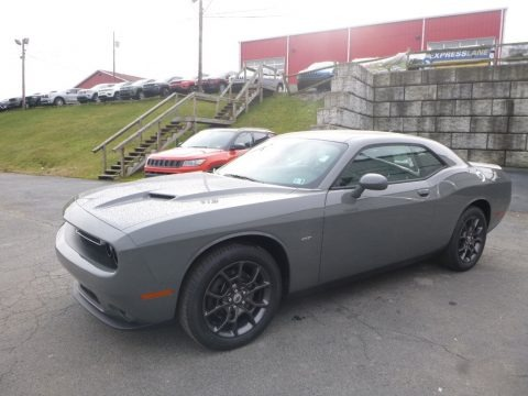 Destroyer Gray 2018 Dodge Challenger GT AWD