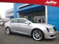 Cadillac XTS Premium Luxury AWD Radiant Silver Metallic photo #1