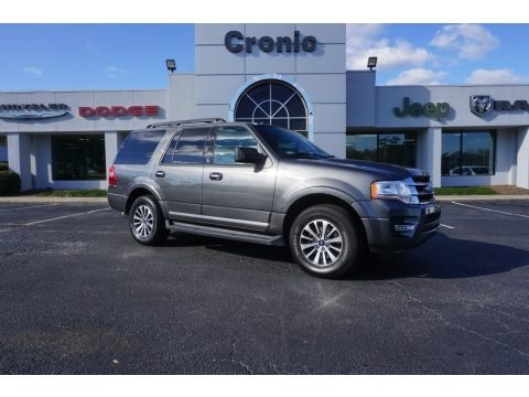 Magnetic 2017 Ford Expedition XLT