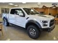 Ford F150 SVT Raptor SuperCrew 4x4 Oxford White photo #1