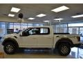 Ford F150 SVT Raptor SuperCrew 4x4 Oxford White photo #2