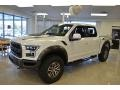 Ford F150 SVT Raptor SuperCrew 4x4 Oxford White photo #3