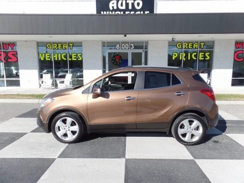 River Rock Metallic 2016 Buick Encore