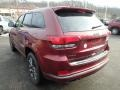 Jeep Grand Cherokee Overland 4x4 Velvet Red Pearl photo #3