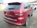 Jeep Grand Cherokee Overland 4x4 Velvet Red Pearl photo #5