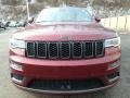 Jeep Grand Cherokee Overland 4x4 Velvet Red Pearl photo #8