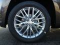 Jeep Grand Cherokee Summit 4x4 Walnut Brown Metallic photo #9