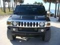 Hummer H2 SUV Black photo #2