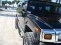 Hummer H2 SUV Black photo #9
