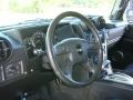 Hummer H2 SUV Black photo #12