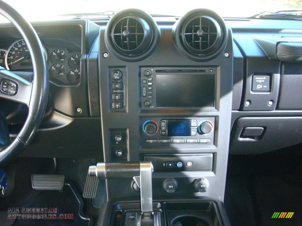 2005 H2 SUV - Black / Ebony Black photo #15