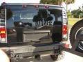 Hummer H2 SUV Black photo #20