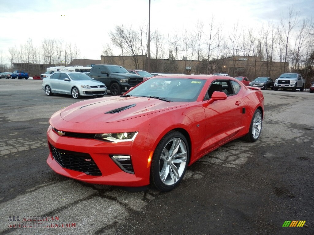 American Auto Brokers >> 2018 Chevrolet Camaro SS Coupe in Red Hot for sale - 143343 | All American Automobiles - Buy ...