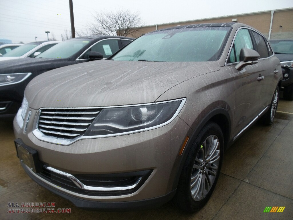 2018 lincoln mkx reserve awd in iced mocha metallic for sale l21798 all american automobiles. Black Bedroom Furniture Sets. Home Design Ideas