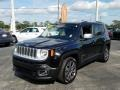 Jeep Renegade Limited Black photo #1